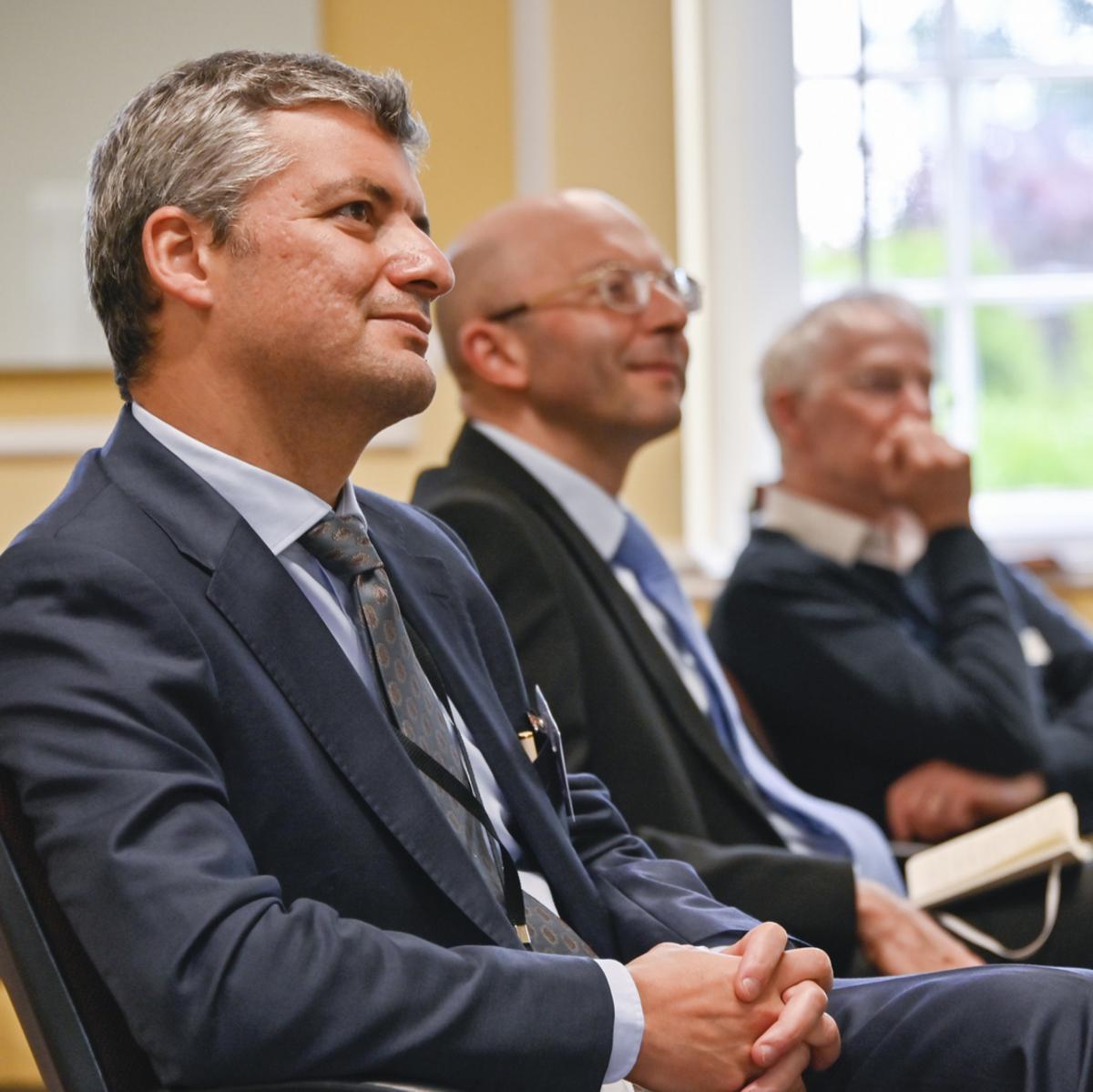 Konferencia 2021 Windsor Dialogue Conference sa konala 21. – 23. júna vo Windsore v Anglicku