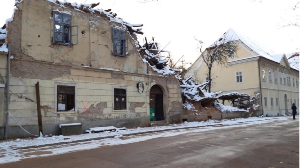 29. decembra 2020 ob 12.20 po lokalnem času je osrednjo Hrvaško blizu mesta Petrinja prizadel potres z magnitudo 6,4 po Richterjevi lestvici. V potresu je umrlo 7 ljudi, ranjenih pa je bilo 36.