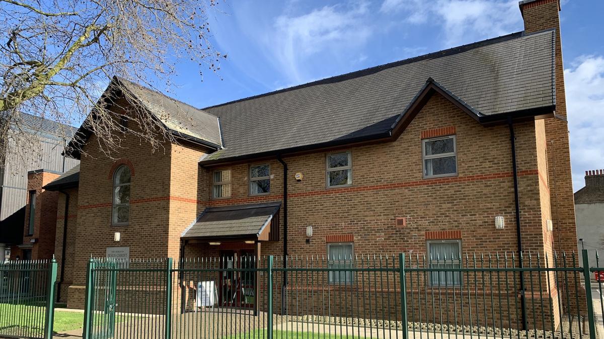 """""""Friendship Centre"""" në Pekham, në juglindje të Londrës, Angli"""