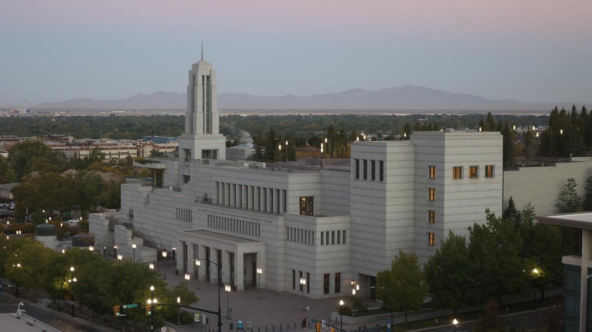 Конференцијски центар Цркве Исуса Христа светаца последњих дана.