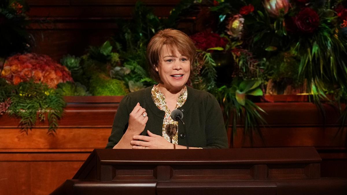 Сестра Шерон Јубенк поделила је два примера како је Црква пружила помоћ у Немачкој онима којима је била потребна.