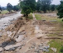 Штета у региону Ајфел након поплаве