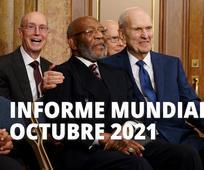 Edición de octubre de 2021 del Informe Mundial