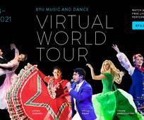 Musik und Tanz – virtuell durch die Welt touren