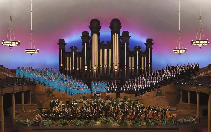 Η The Tabernacle Choir ανακοινώνει επαναπρογραμματισθείσες ημερομηνίες για την περιοδεία του 2022