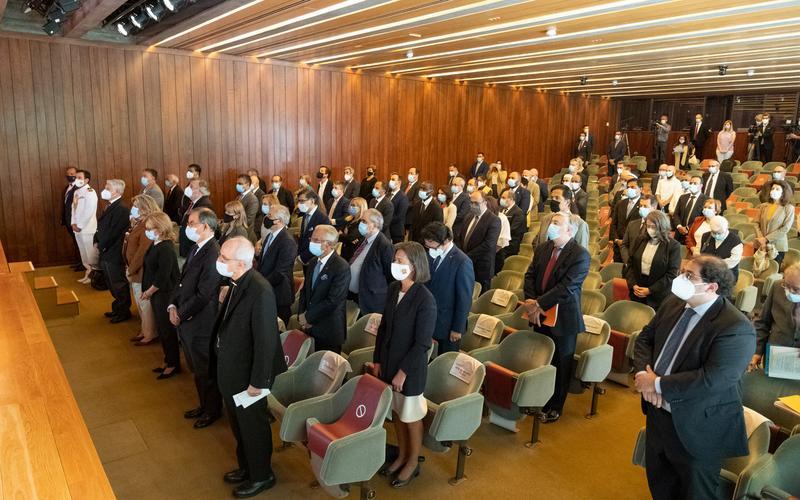 Sesioni i Drejtpërdrejtë i Grupit Ndërfetar Portugez i Punës për Dialog