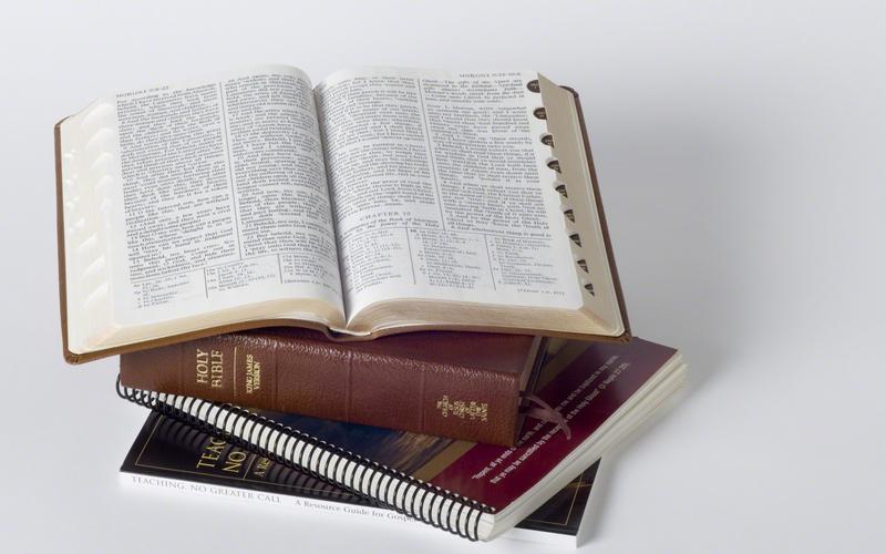 De heliga skrifterna