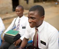 Afrikanische Missionare