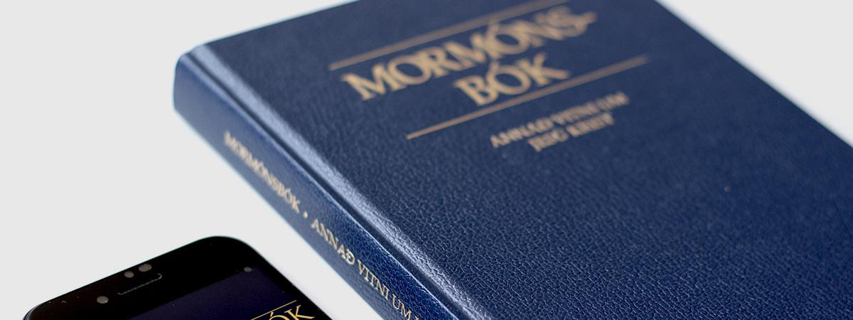 Mormónsbók