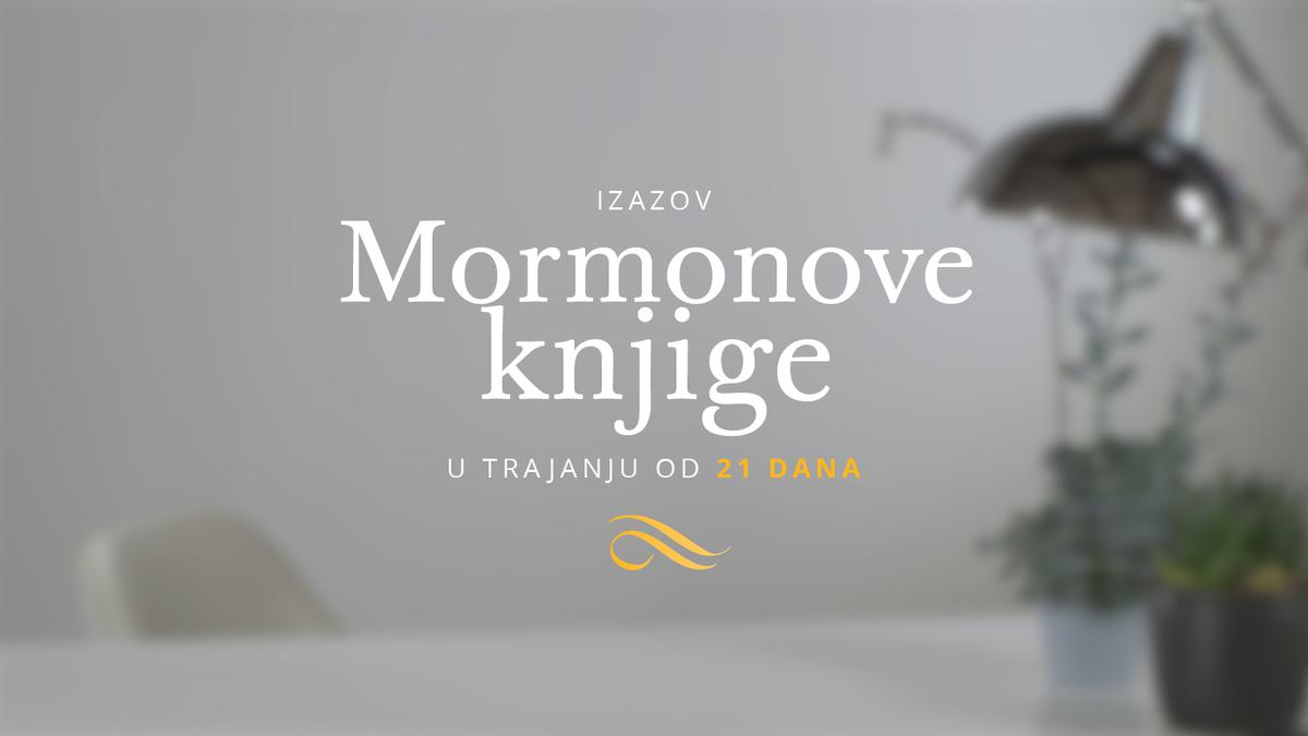 The Book of MormonMormonova knjiga