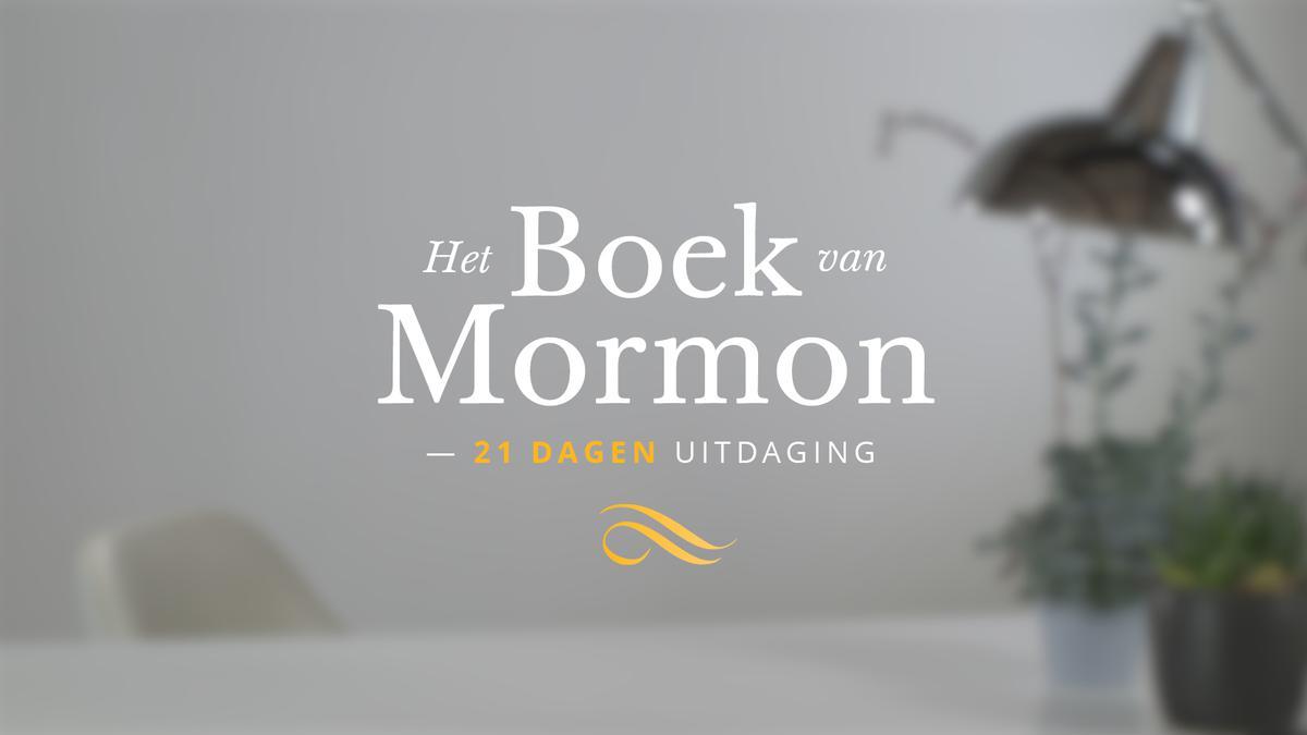 Boek van Mormon