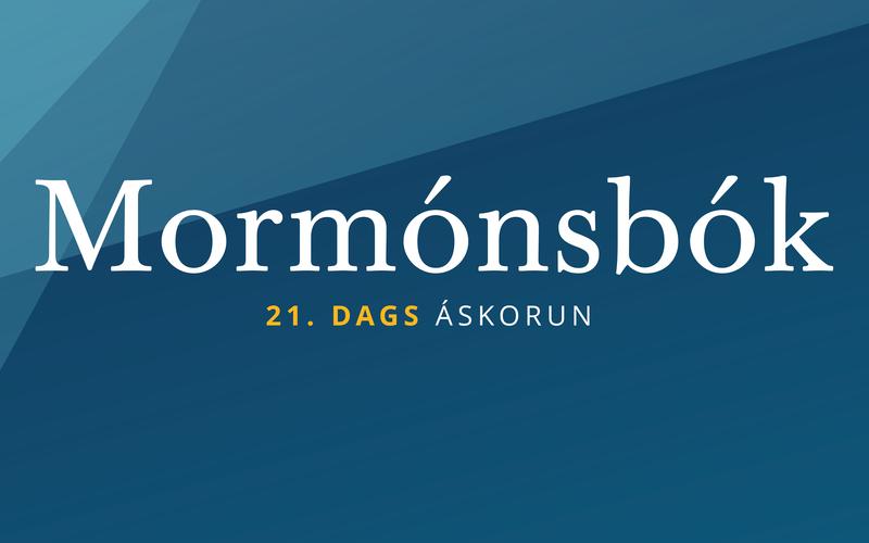 Mormónsbókar