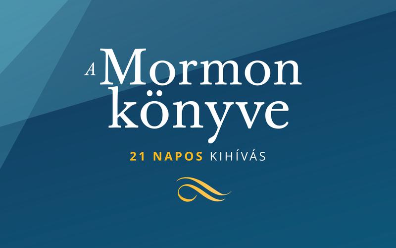 A Mormon Könyve