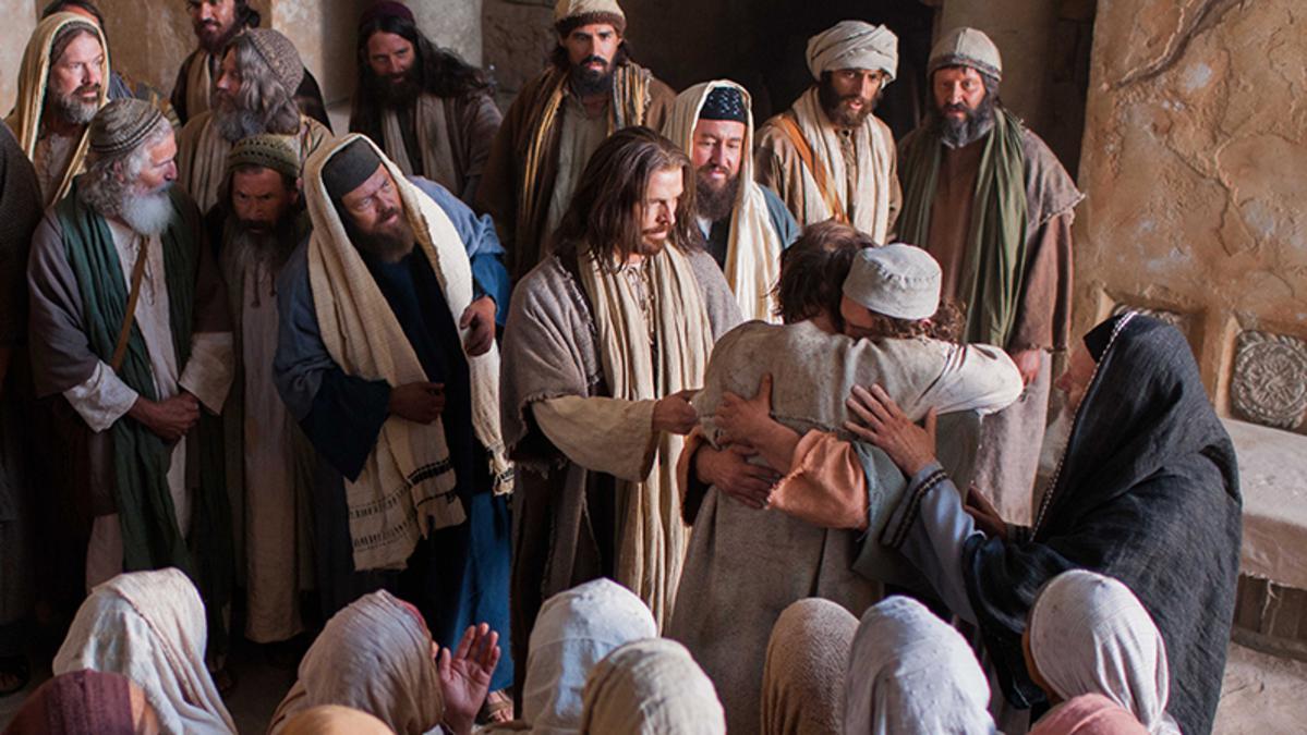 Når vi efterligner Frelseren, velsigner vi andre.