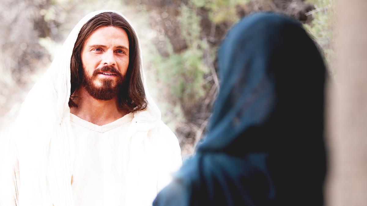 Christus hat für alle die Banden des Todes zerrissen.