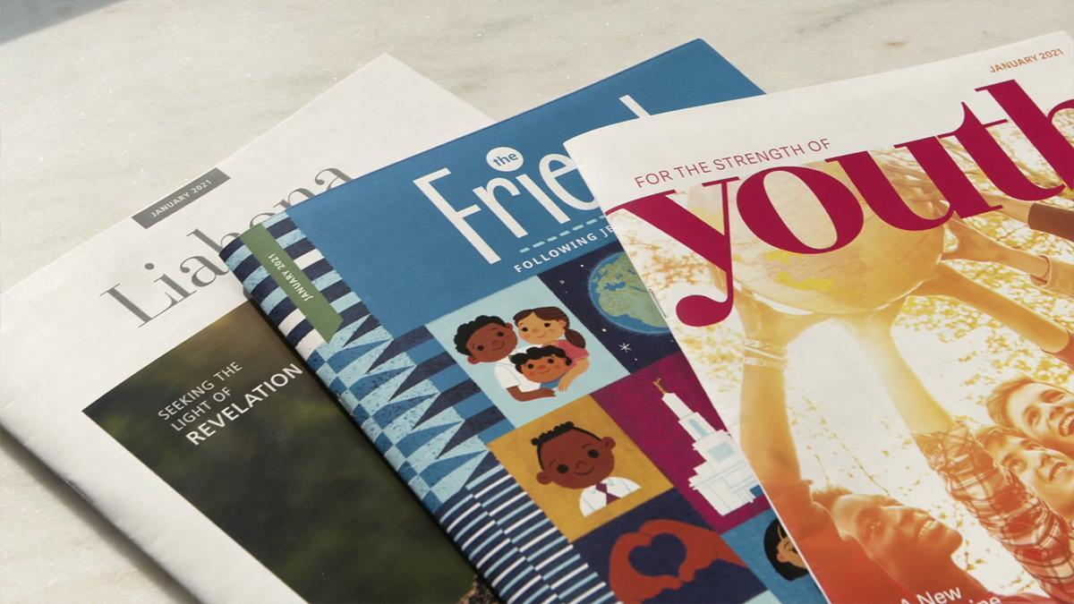 Nuevas revistas de la Iglesia