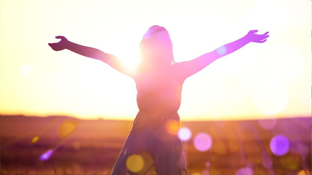 Auch inmitten von Schwierigkeitenkönnen wir eine Fülle der Freude verspüren, wenn wir unsren Blick auf den Erlöser richten