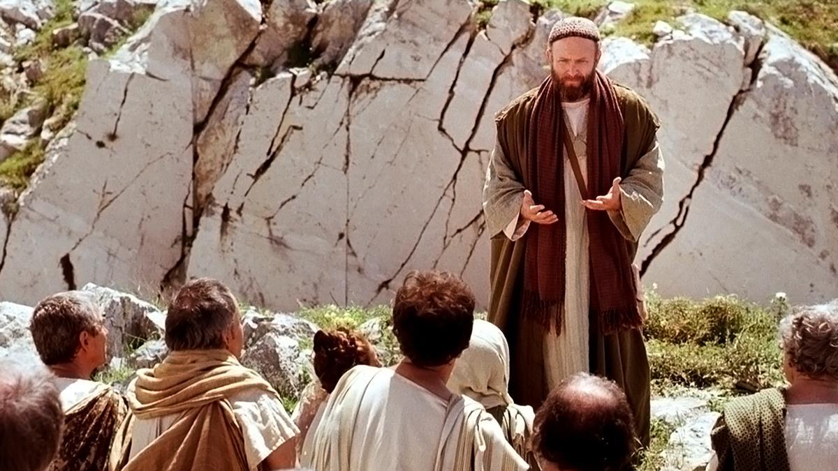 """'Seid gütig zueinander, seid barmherzig, vergebt einander, weil auch Gott euch durch Christus vergeben hat."""" Der Rat des Apostels Paulus gilt auch für uns."""