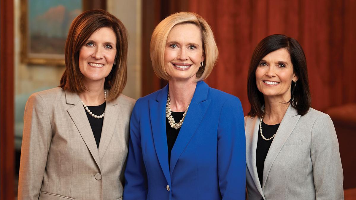 Die Präsidentschaft der Jungen Damen