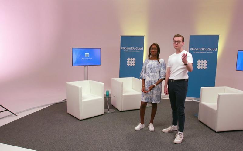 Druhé letní vysílání pro nastupující generaci v Evropě