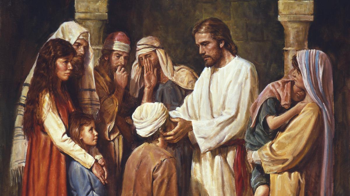 Οι μορμόνοι είναι χριστιανοί, έτσι λατρεύουν τον Ιησού Χριστό. Οι μορμόνοι πιστεύουν ότι χάριν του Ιησού Χριστού, τα θαύματα μπορούν ακόμα να συμβούν σήμερα, όπως ακριβώς και στη βιβλική εποχή.