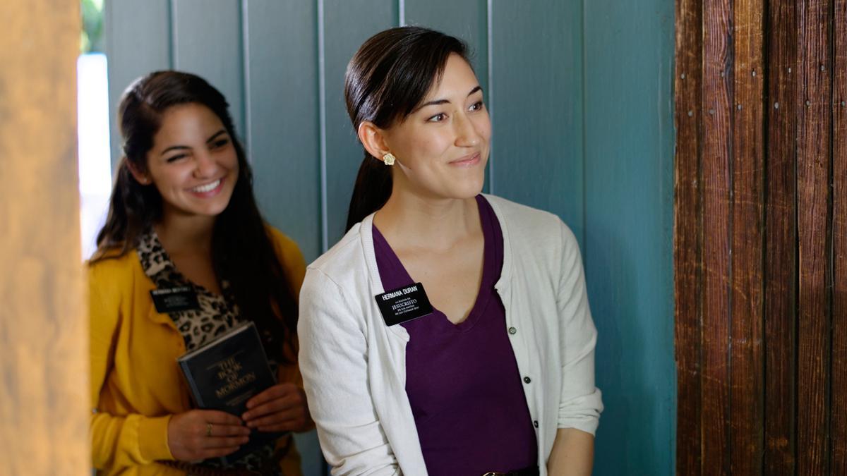Συναντήστε τους μορμόνους ιεραποστόλους