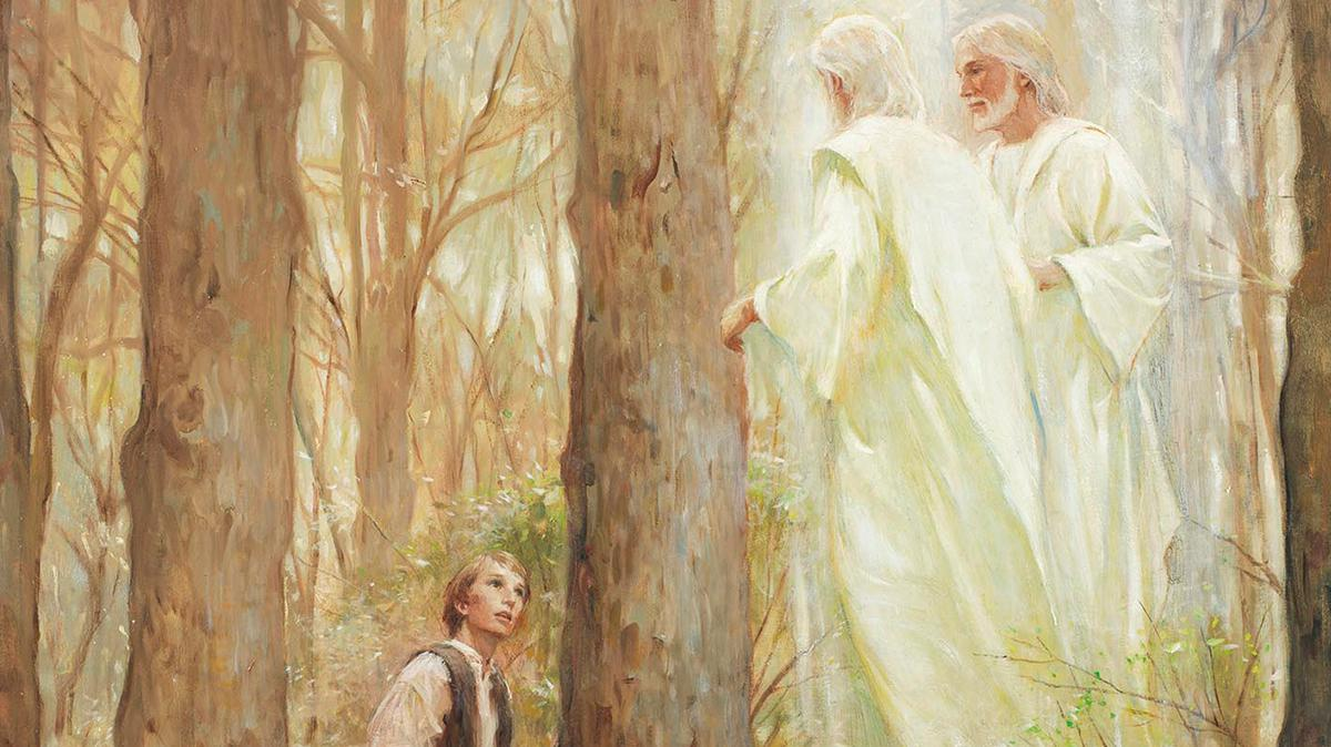 God the Father and Jesus Christ appeared when Joseph Smith prayed to know which church he should join. Ten years later, Joseph Smith established The Church of Jesus Christ of Latter-day Saints, sometimes referred to as the Mormon Church.