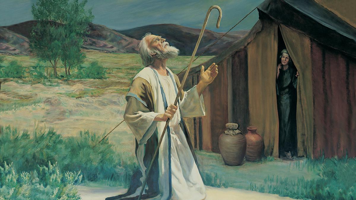 Akkurat slik Gud talte til Moses og andre oldtidsprofeter i Bibelen, talte han til Joseph Smith, og han taler til profeter i dag.