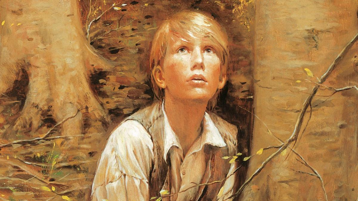 Joseph Smith í lundinum helga