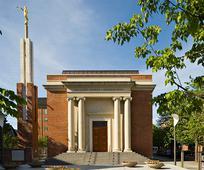Sidste dages hellige templer er hellige bygninger, der er indviet til Gud.