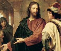 Som kristne, tror mormonene på det Jesus Kristus forkynte om omvendelse. Finn ut hvorfor mormonene tror at omvendelse kan gi fred, håp og glede.