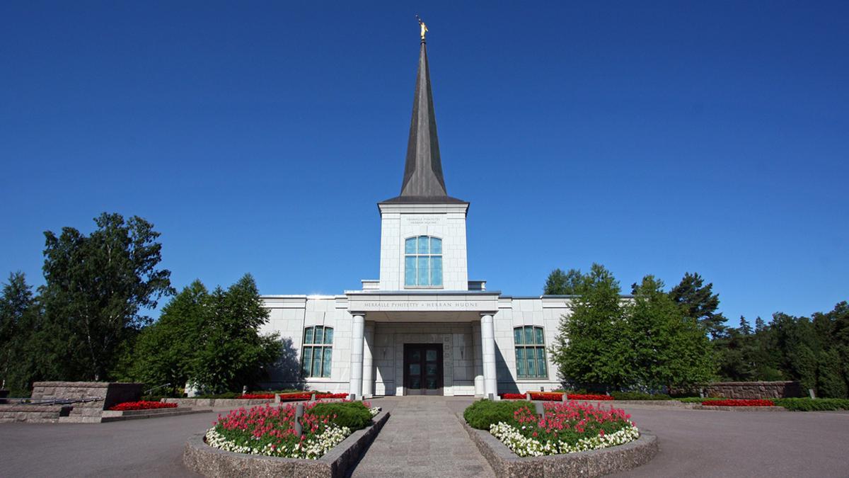 Helsingin temppeli