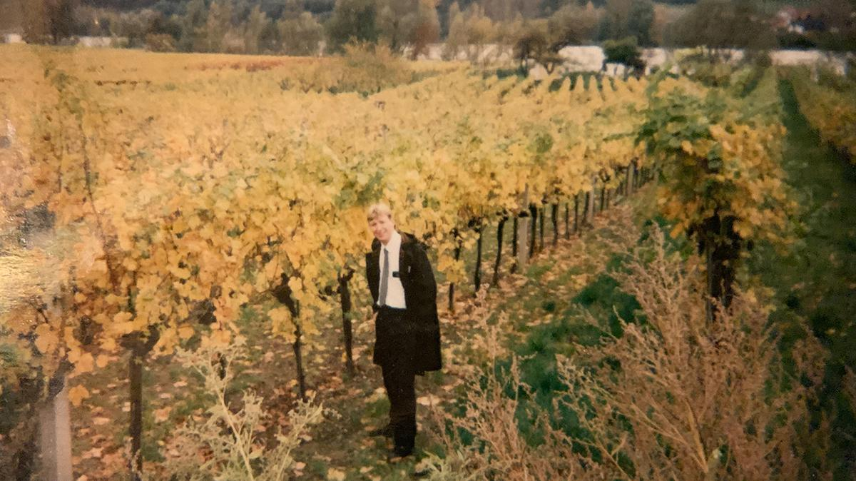 Elder Gilmour - Labouring together in the Lords Vineyard
