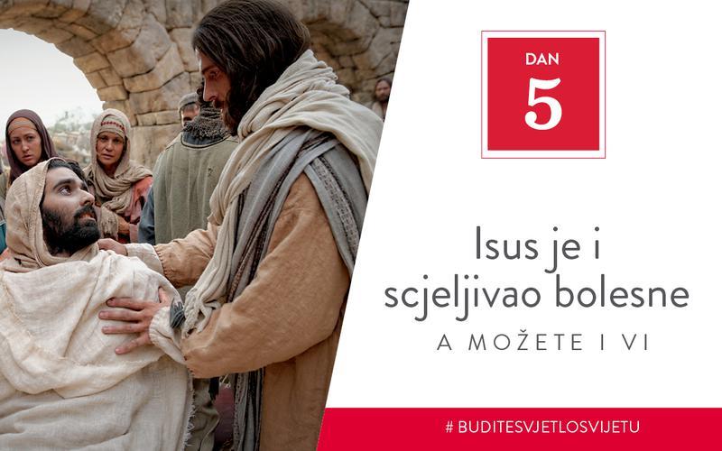 Isus je iscjeljivao bolesne, a možete i vi