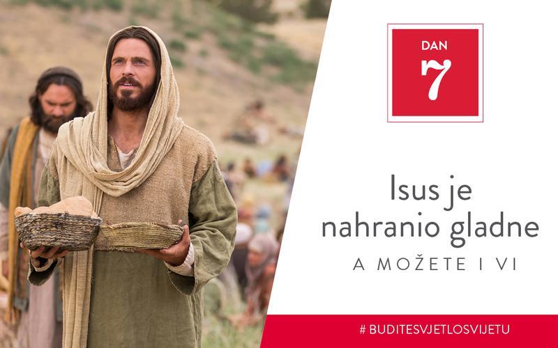 Isus je nahranio gladne, a možete i vi