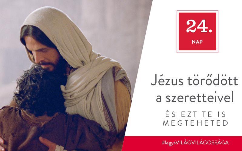 Jézus törődött a szeretteivel, és ezt te is megteheted
