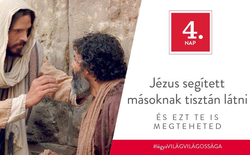Jézus hódolt az Atyjának, és ezt te is megteheted