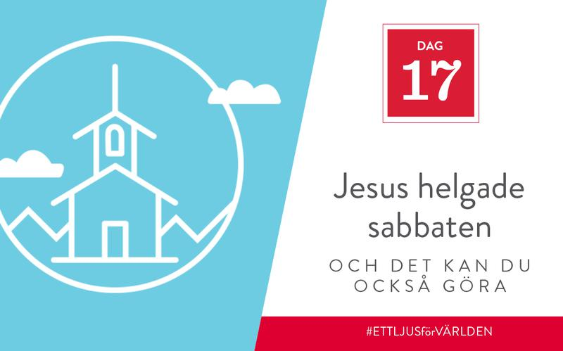 Jesus honoured the Sabbath day