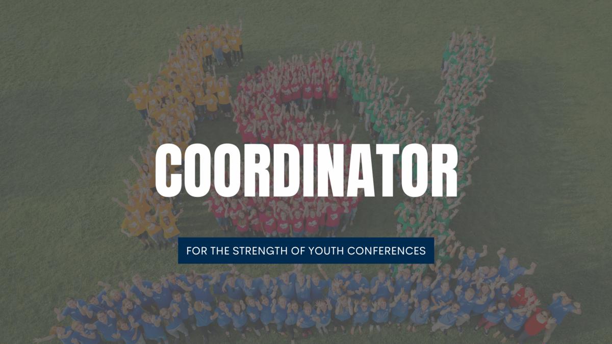 Roles and Responsibilities - female coordinator
