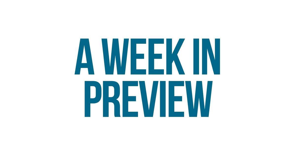 A week in a preview