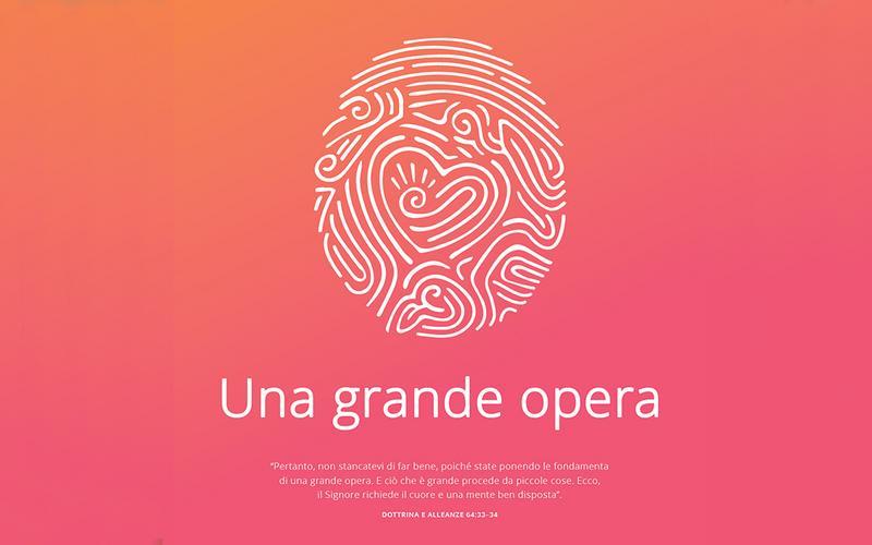 Musica del tema dell'AMM del 2021 - Una grande opera
