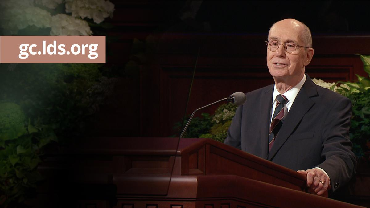 They Spoke To Us - Henry B. Eyring