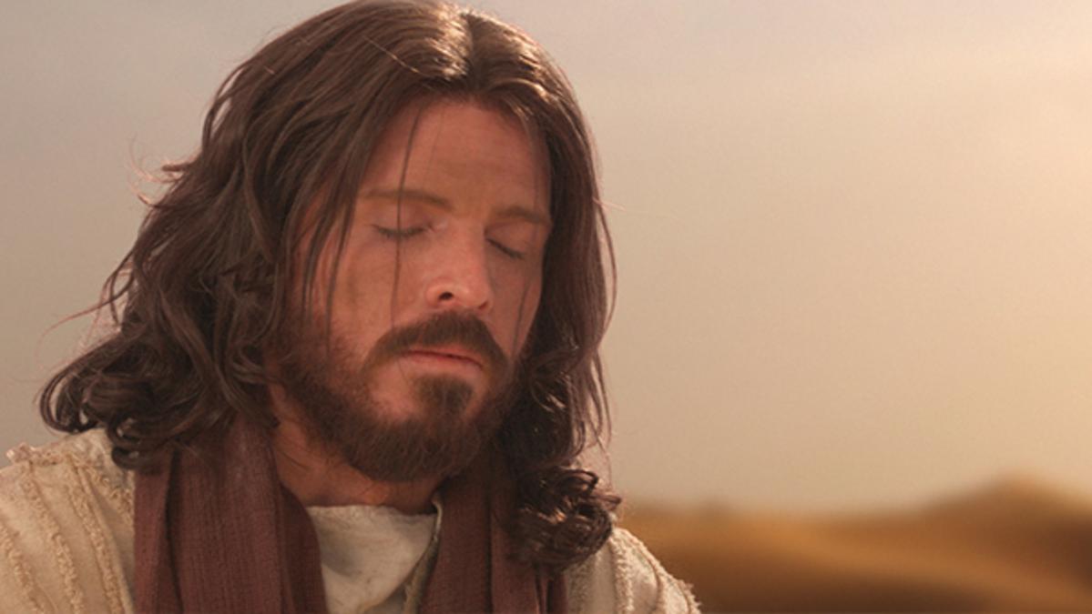 Հիսուս Քրիստոսը ծոմ պահելուց