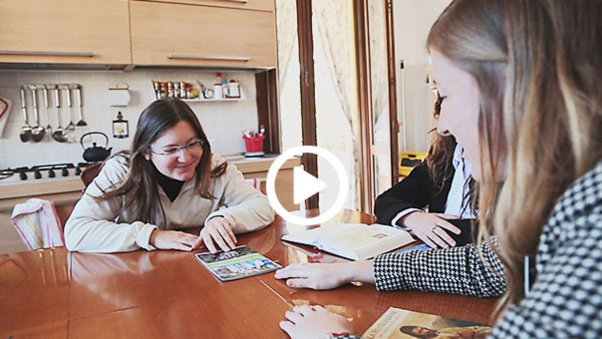 Misionári učia rodinu