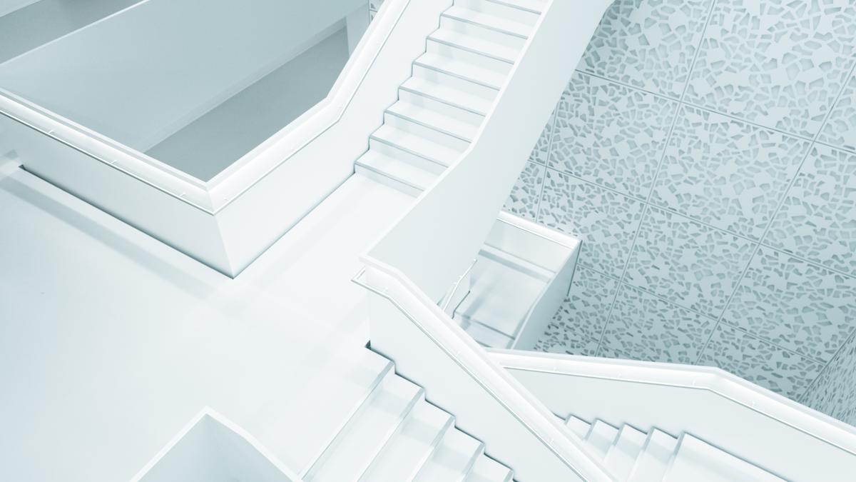 Strade e scale da dover prendere