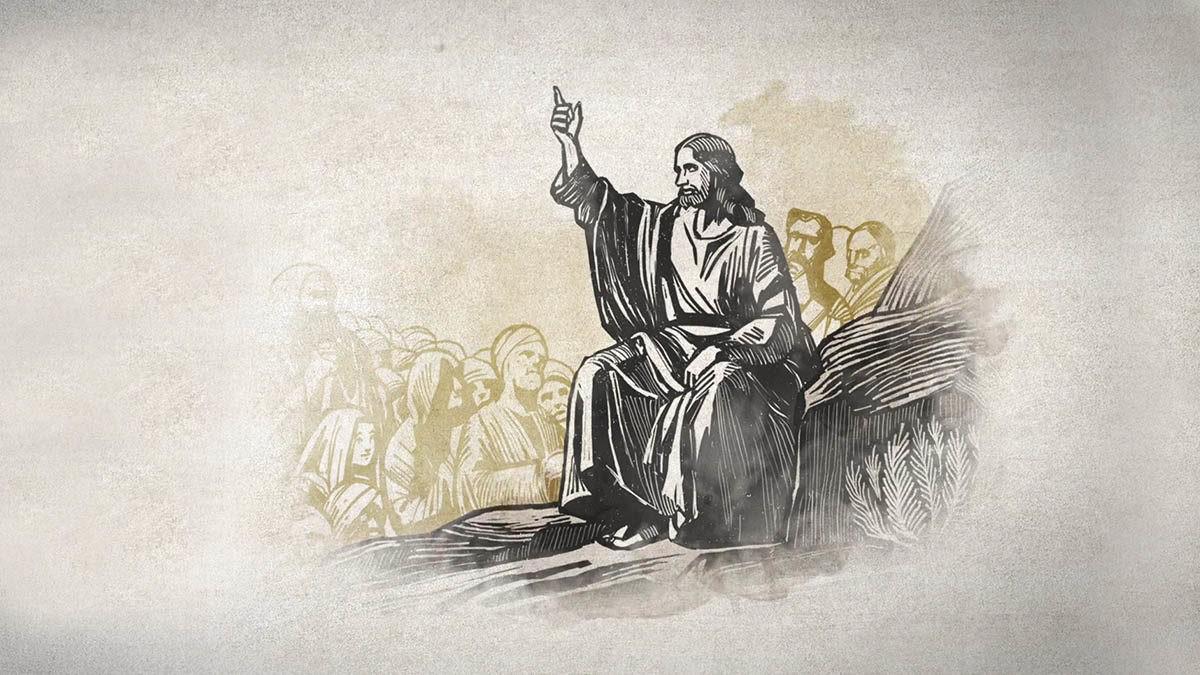 Jesus Christus als Lehrer