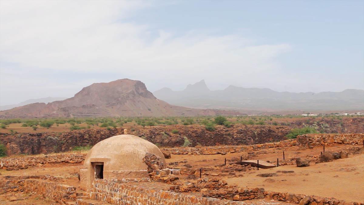 Pfahl Praia in Kap Verde - Förderung der Eigenständigkeit