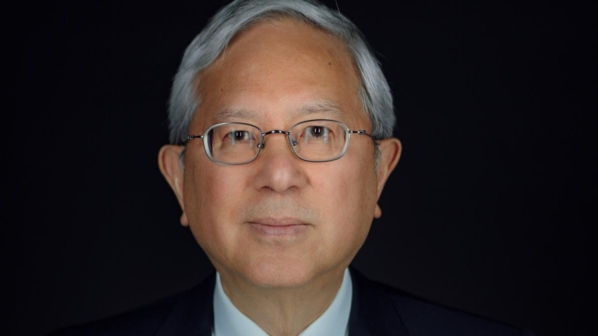 Portrait de Gerrit W. Gong