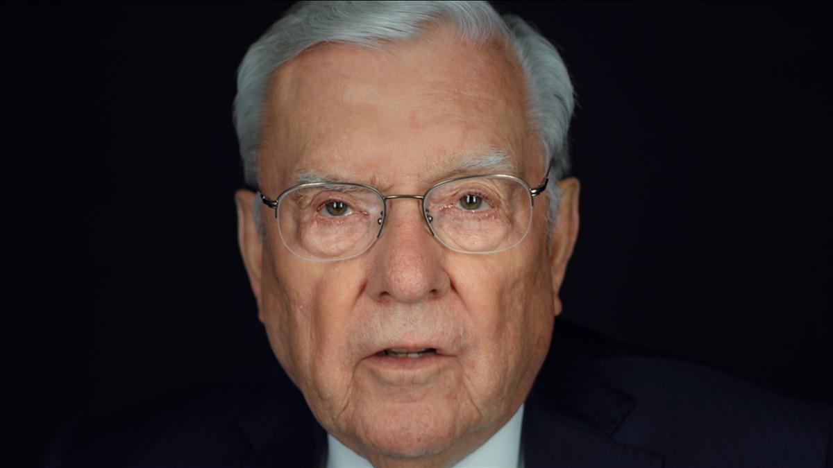 Gesicht von M. Russell Ballard