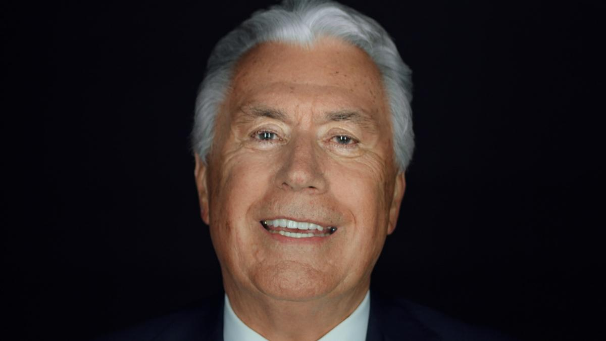 Gesicht von Dieter F. Uchtdorf